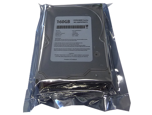 IDE PATA Ultra ATA 100 3 5 Hard Drive w 1 Year Warranty