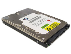 White Label 400GB 8MB Cache 5400RPM SATA Notebook Hard Drive
