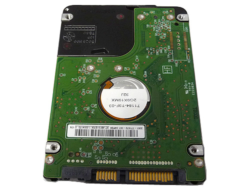 how to find drivers to load a new hard drive