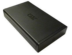 ProDrive 1TB 7200rpm 32MB Buffer USB 2.0 External Hard Drive (Black) - Retail